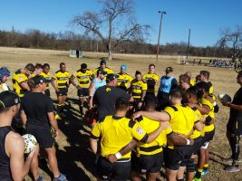 Houston SaberCats Defeat Austin Blacks