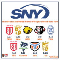 SNY and RUNY Announce Television Partnership