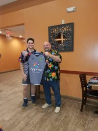 NOLA Gold Rugby & Michael Houston