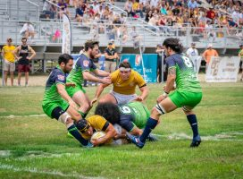 NOLA Gold Rugby Hosts Dallas Reds