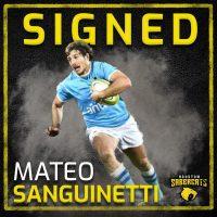 Houston SaberCats Adds Uruguay Prop Mateo Sanguinetti