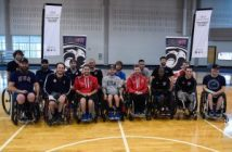 USA Wheelchair Rugby 2019 Team