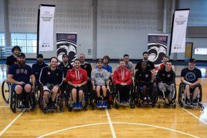USA Wheelchair Rugby 2019 Team
