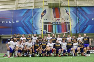 Toronto Arrows Scrimmage After RUNY Bus Accident