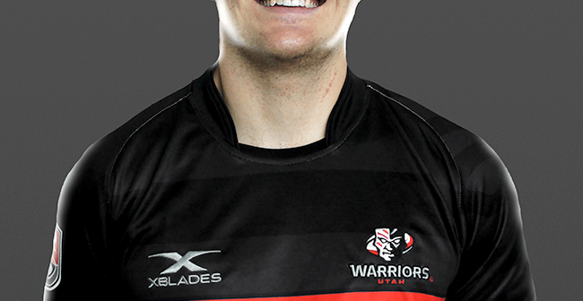Utah Warriors Tom Kacor