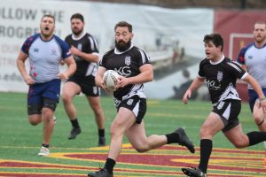 Rugby United New York & Chris Sullivan