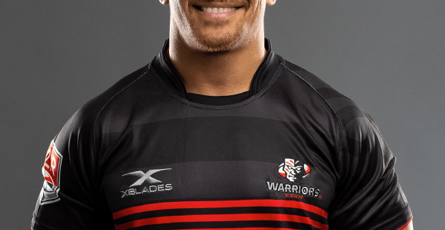 Utah Warriors Tonata Lauti