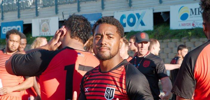 San Diego Legion Adds Marcus Tupuola