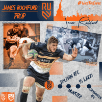 Rugby United New York Signs Irish Prop James Rochford