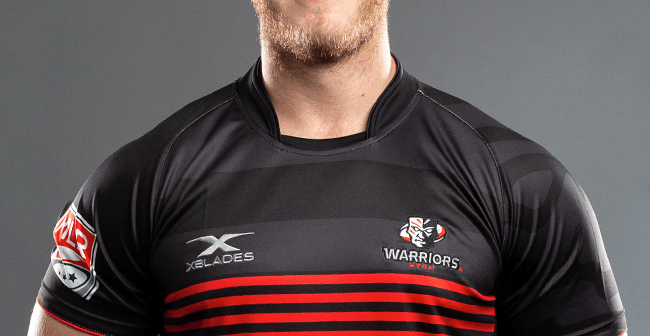 Utah Warriors Sign South African Prop Franco Van den Berg