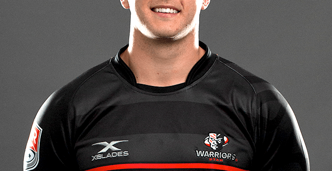 Utah Warriors Signs Calvin Whiting