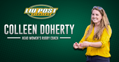 Long Island University Names Colleen Doherty Women's Rugby Head Coach
