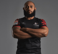 Utah Warriors Re-Signs Saia Uhila