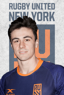 Rugby United New York Adds Erik Tack
