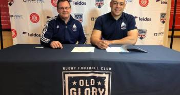 Old Glory DC Signs Josh Brown