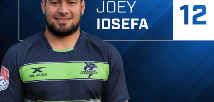 Seattle Seawolves Adds Joey Iosefa