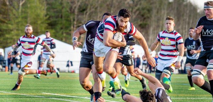 New England Free Jacks Ahmad Harajly