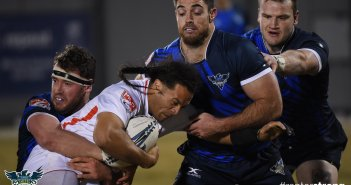 San Diego Legion Come Back to Tie Glendale Raptors