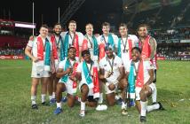 USA Men's Eagles Sevens Claim Hong Kong Sevens Bronze