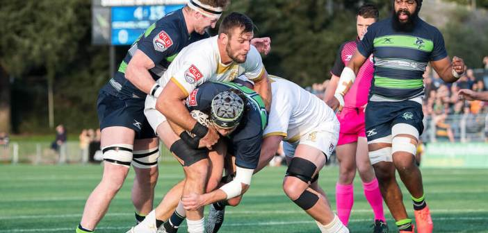 Seattle Seawolves Edge NOLA Gold Rugby