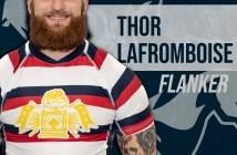 New England Free Jacks Adds Thor LaFromboise