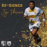 NOLA Gold Re-Signs JoJo Tikoisuva for 2020