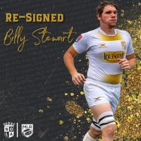 NOLA Gold Extends Billy Stewart Contract