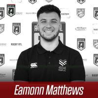 Rugby ATL Signs Eamonn Matthews