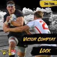 Houston SaberCats Re-Signs Victor Comptat