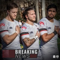 Harley Wheeler Temporarily Released by Rugby ATL for 2021 Season
