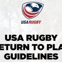 USA Rugby Return to Play Guidelines: COVID 19