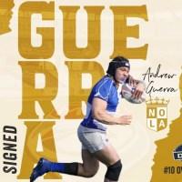 NOLA Gold Andrew Guerra Profile
