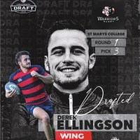 Utah Warriors Drafts Derek Ellingson