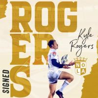 NOLA Gold Signs Kyle Rogers