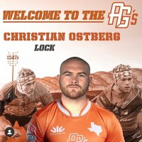 Austin Gilgronis Signs Christian Ostberg