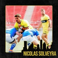 Houston SaberCats Re-Signs Nicolas Solveyra