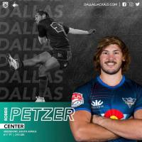 Dallas Jackals Adds Robbie Petzer
