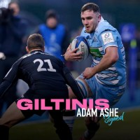 LA Giltinis Signs Adam Ashe