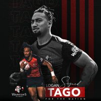Utah Warriors Signs Logan Tago
