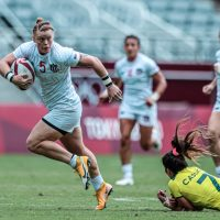 USA Women's Rugby Sevens Exit 6th After Loss to Australia