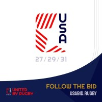 UNITED STATES LAUNCHES CAMPAIGN TO HOST MEN'S AND WOMEN'S RUGBY WORLD CUPS