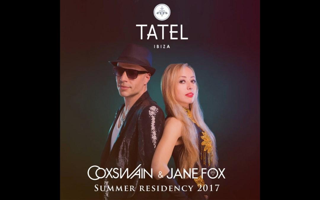 TATEL IBIZA SUMMER RESIDENCY