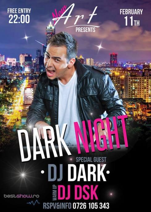Dj Dark @ New Art Club FINAL