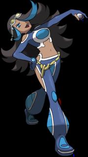 Shelly, Pokemon Sapphire