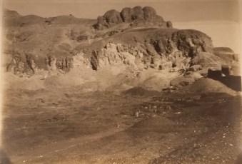 Deir el Medina prima degli scavi