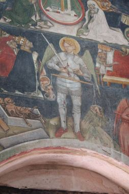 Giudizio universale, Chiesa di S.Stefano (Soleto) - ph. Stefania Berutti
