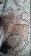 Particolare del mosaico, Cattedrale di Otranto