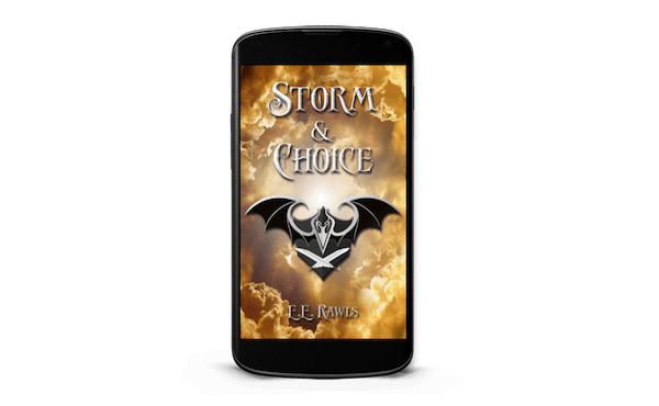 strayborn prequel storm & choice cover digital