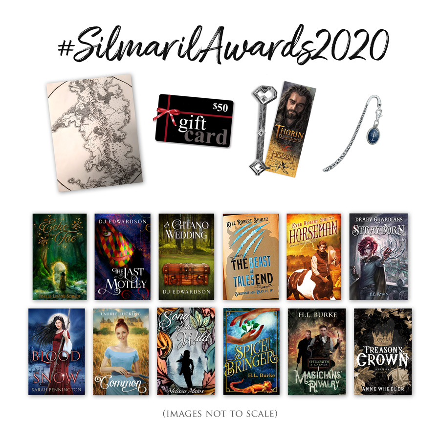 5th annual silmaril awards challenge