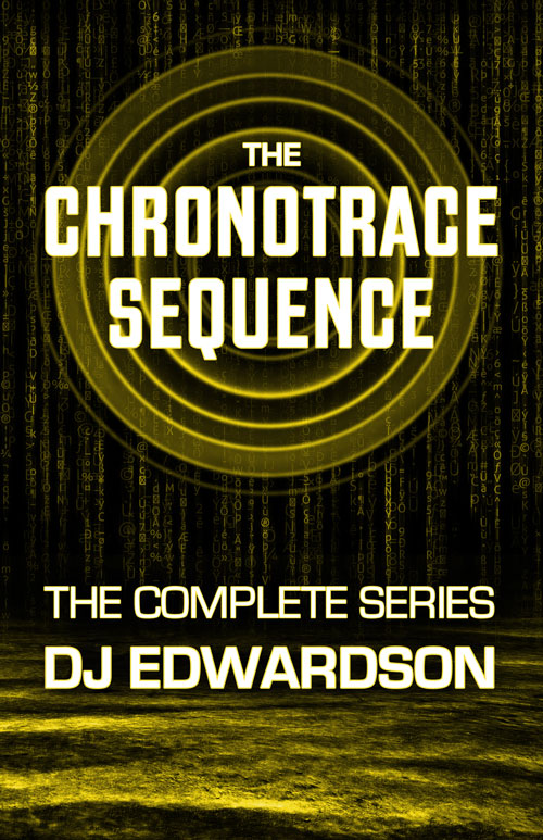 The Chronotrace Sequence Boxed Set